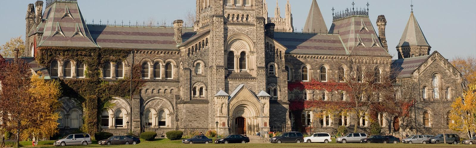 University of Toronto's University College building
